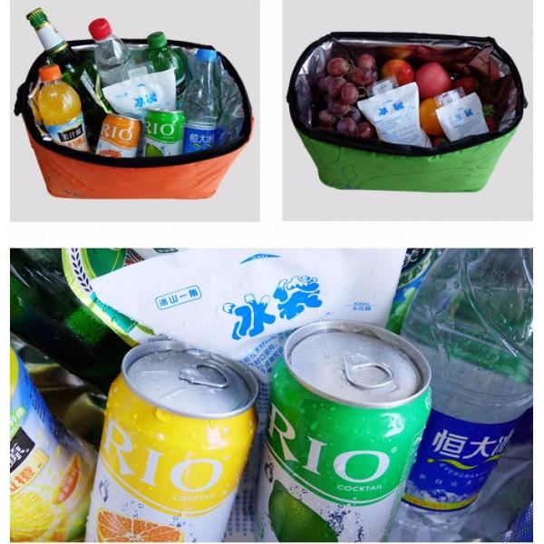 Пакеты гелевые для льда (многоразовые) в Краснодаре