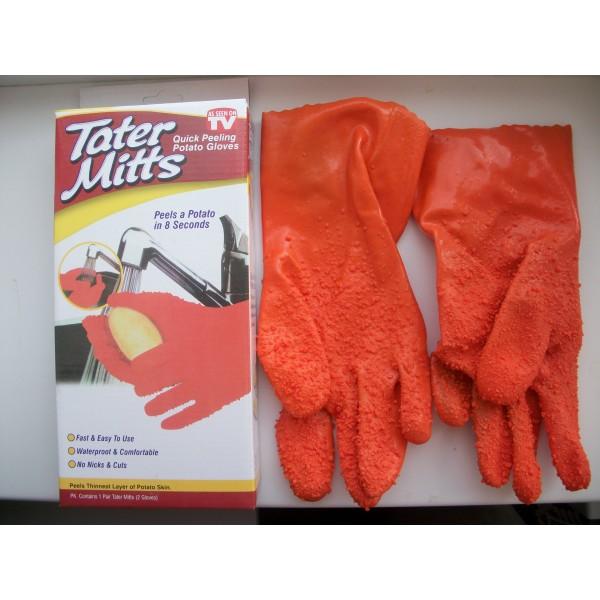 Перчатки для чистки овощей в Краснодаре