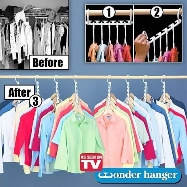 Вешалка для одежды Wonder Hanger в Краснодаре