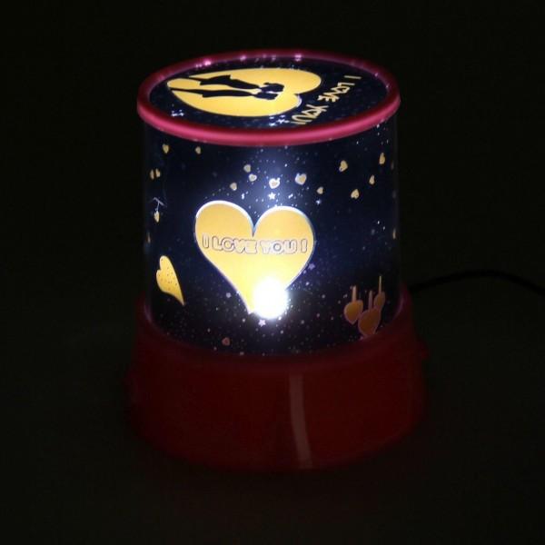 """Ночник-проектор """"Романтика"""", с USB-кабелем и сетевым адаптером в Краснодаре"""