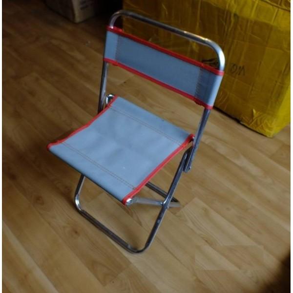 Раскладной стул со спинкой в Краснодаре