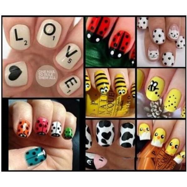 Набор маркеров для дизайна ногтей Hot Designs в Краснодаре