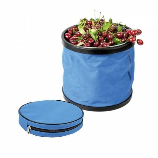 Ведро складное Folding Bucket на 11 литров в Краснодаре