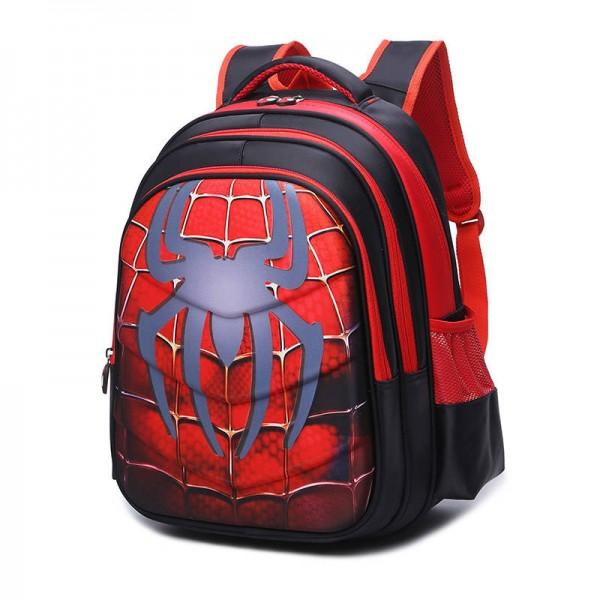 Школьный рюкзак (1-6 класс) для мальчика (паук) в Краснодаре