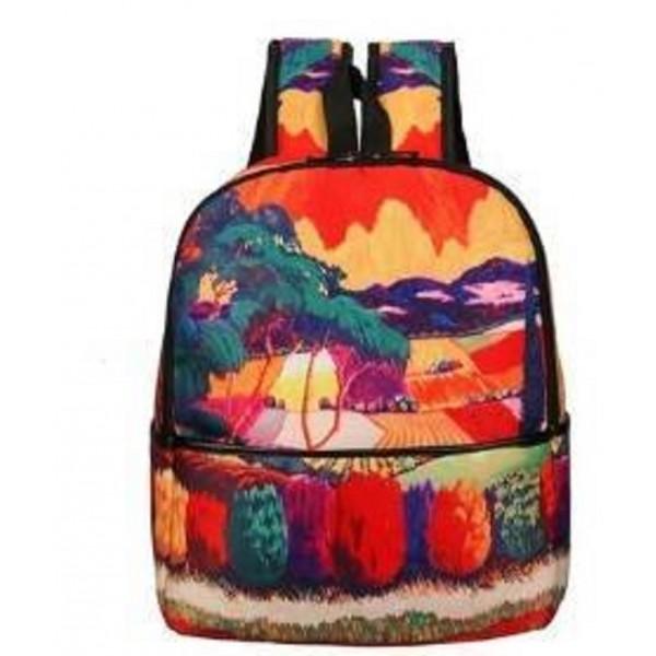 Школьный, студенческий рюкзак с дизайном для девочек-подростков в Краснодаре